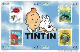 Tintin Cards LGG12 - Fumetti