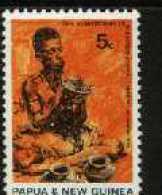 PAPUA NEW GUINEA 1969 MNH Stamps I.L.O. 165 # 2232 - Papua New Guinea
