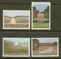 NEDERLAND 1980 MNH Stamp(s) Summer Issue 1194-1197 #7014 - Unused Stamps