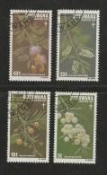 BOTSWANA 1980 CTO Stamp(s) Christmas 258-261 #1613 - Christmas