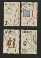 BOTSWANA 1972 CTO Stamp(s) Christmas 92-95 #1584 - Christmas