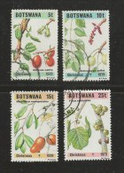 BOTSWANA 1979 CTO Stamp(s) Christmas 239-242 #1608 - Christmas