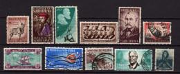 Afrique Du Sud 11 Timbres Oblitérés   (424) - Zuid-Afrika (...-1961)