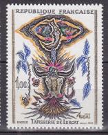 N° 1493 Tapisserie De Lurçat - Unused Stamps