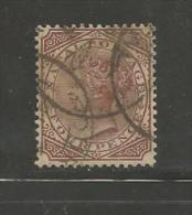 SOUTH AFRICA NATAL 1882 Used Stamp  Queen Victoria  4d Brown 98 - South Africa (1961-...)