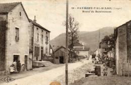 FAYMONT VAL D AJOL Route De Remiremont - Frankrijk