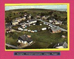 WERBOMONT Vue Generale Aerienne Terrain De Camping - Ferrieres