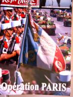 LE KEPI BLANC LEGION ETRANGERE AOUT / SEPTEMBRE 2009 N� 713 OPERATION PARIS