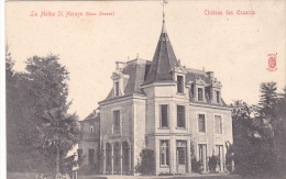 22501 La Mothe-St-Heraye - Château Des Essard -Paris KF - Saint
