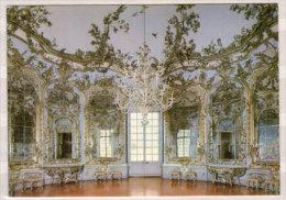 Jagdschloß Amalienburg In Nymphenburg , Spiegelsaal - Hall Of Mirrors Erb. V. Fr. Cuvilliers D. Ä. 1734 - 39 - Schlösser