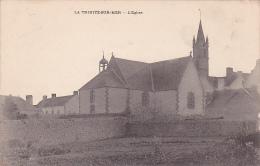 22506  Trinité Sur Mer L' église - Sans éditeur -
