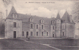 22507 Marnay (Vienne) Château De La Touche -58 éd Illisible - Non Classés