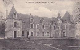 22507 Marnay (Vienne) Château De La Touche -58 éd Illisible