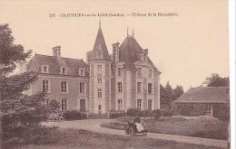 22509 Bazouges-sur-le-Loir, Château De La Boizardière -237 Ed ? Tricicle - Non Classés