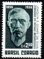 BRAZIL 1957 Birth Centenary Of Gomes Da Silva - 2cr50 J. E. Gomes Da Silva (civil Engineer)  MNH - Brésil