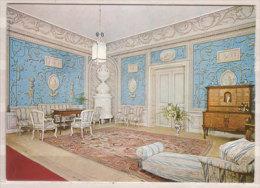 Schloss Kozel , Blauer Salon - Schlösser