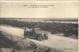 CLERY  (Somme) : Les Ruines Sur Les Bords De La Somme - Francia