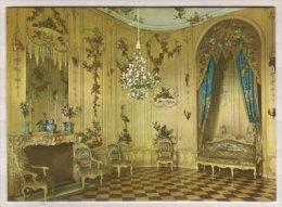 Potsdam , Schloß Sanssouci , Voltairezimmer - Schlösser