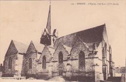 22515 Serent, L´Eglise, Côté Nord (XVè Siècle) 359 Laurent Nel Rennes - France