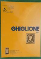 CATALOGO D'ASTA N° 55 GHIGLIONE GENOVA 2003 - - Cataloghi Di Case D'aste