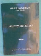 CATALOGO D'ASTA FILATELIA SERGIO SANTACHIARA - VERONA E REGGIO EMILIA 1995 - - Cataloghi Di Case D'aste