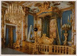 Prunkschloß Herrenchiemsee , Schlafzimmer - Schlösser