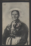 DD / FOLKLORE / COSTUMES / FRANCE /  SAVOIE / MONTAIMONT / COSTUME DE SAVOIE / CIRCULÉE EN 1914 - Costumes