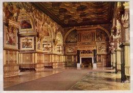 Couleurs Et Lumiere De France , Chateau De Fontainebleau , Salle De Bal - Schlösser