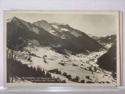 74 - CHATEL -LA VALLEE DE L'ESSERT - 1936 - Châtel