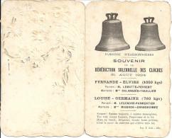 HARBONNIERES (Somme) : Bénédiction Des Cloches 1924 - Francia