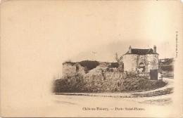 D02 - CHATEAU THIERRY - PORTE SAINT PIERRE - état Voir Descriptif - Chateau Thierry