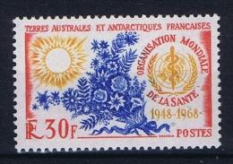 TAAF: Yv Nr 26 MNH/**, 1968 - Französische Süd- Und Antarktisgebiete (TAAF)