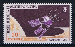 TAAF: Yv Nr PA 12 MNH/** 1966 - Luchtpost