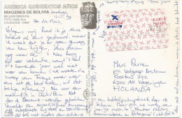 Chile 1997 Santiago-1 Post Office Meter Franking EMA Cover - Chili