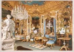 Königsschloss Linderhof , Spiegelsaal - Schlösser