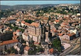 Montbéliard   - Vue Aérienne -Le Chateau -FRANCE - Montbéliard