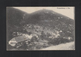 Carte Postale Wasserburg Alsace 1917 - Alsace