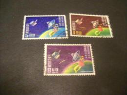 K8389- Set MNh  China-  1987-SC. 1637-  Communication Satellite - - 1949 - ... Volksrepubliek