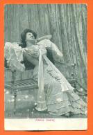 "Carte Femme Celebre ""  Amelia Soarez "" - Femmes Célèbres"