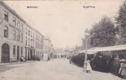 Scherpenheuvel - Grand Place - Scherpenheuvel-Zichem