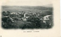 MORTEAU   Vue Générale -précurseur - Sonstige Gemeinden