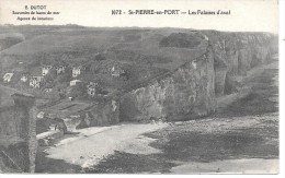 SAINT PIERRE EN PORT - Les Falaises D'Aval - Non Classés
