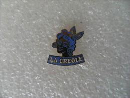 Pin´s LA CREOLE île De LA REUNION,distribution Traitement De L'eau,EGF - Autres