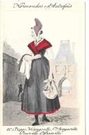 NORMANDES D´AUTREFOIS - Costume - 60 - DIEPPE - VARENGEVILLE - STE MARGUERITE - POURVILLE - OFFRANVILLE - France