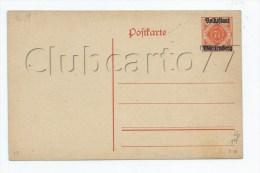 Jolie CP Ancienne Entier Postal Königreich Allemagne Wurtemberg 7,5 Pfennig Neuf - Wurtemberg
