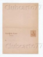 ALLEMAGNE - ENTIER POSTAL NEUF  CARTE DOUBLE- EMPIRE Entier Postal 25 Pfennig Germania - Bayern (Baviera)