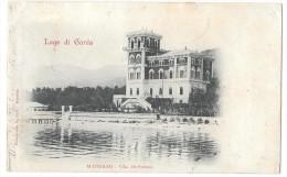 LOMBARDIA-BRESCIA- MADERNO VILLA DE STEFANI - Italia
