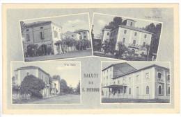 Saluti Da S. Pierino - Villa Ghezzo, Via Sale, ... - Italien
