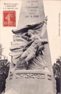 ISSOUDUN Monument Aux Morts Inauguré En 1911 - Issoudun