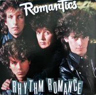 * LP *  ROMANTICS - RHYTHM ROMANCE (Holland 1985 EX!!!) - Punk